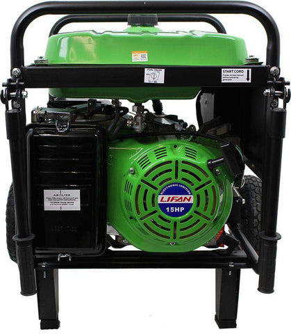 Lifan ES8100E Energy Storm 7500W/8100W Electric Start Generator Manufacturer RFB