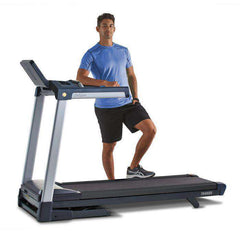 LifeSpan TR4000i Fitness 3.25 Hp Hydraulic Folding Treadmill + 8 Shock Absorbers New