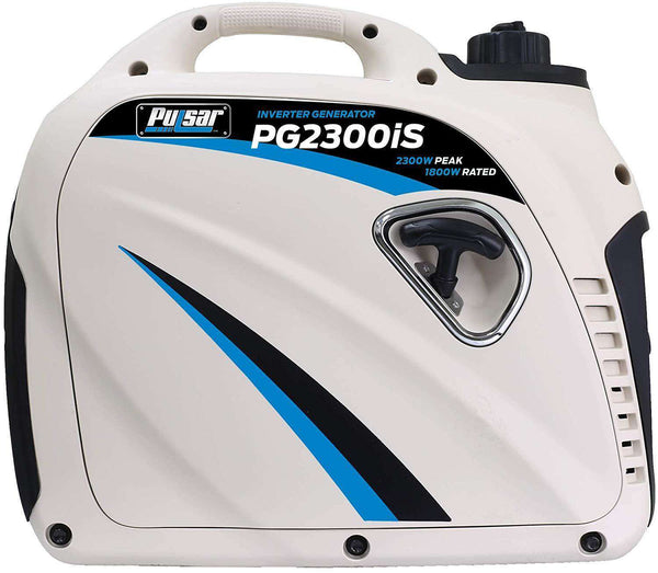 Pulsar PG2300iS 2300W/1800W Portable Parallel Ready Gas Inverter Generator New