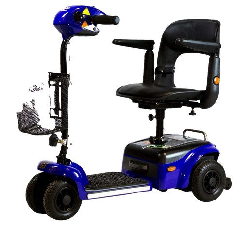Shoprider Scootie TE-787NA Mobility Scooter New Blue