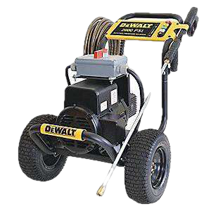 Dewalt DXPW2000E Electric Pressure Washer 2000 PSI @ 3.0 GPM - FactoryPure - 1