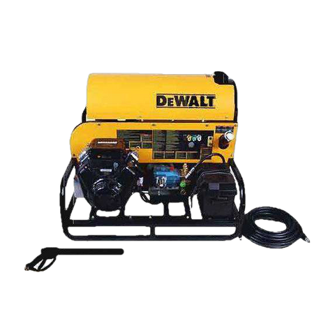 Dewalt DXPWH3650 Hot Water Pressure Washer 3600 PSI @ 5.0 GPM Belt Drive - FactoryPure - 1