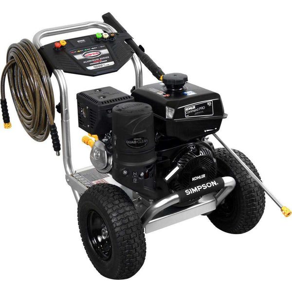 Simpson Aluminum 4000 PSI Kohler CH395 Gas Pressure Washer - FactoryPure - 2