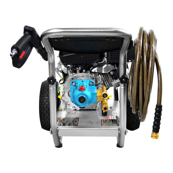 Simpson Aluminum 4000 PSI Kohler CH395 Gas Pressure Washer - FactoryPure - 3