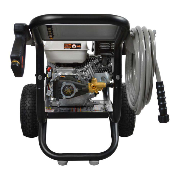 Simpson PowerShot 3200 PSI Honda GX200 Gas Pressure Washer - FactoryPure - 2