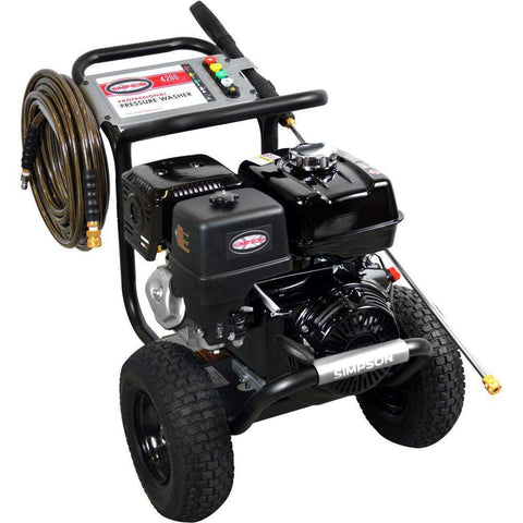 Simpson PowerShot 4200 PSI Honda GX390 Gas Pressure Washer - FactoryPure - 2