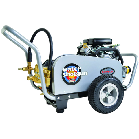 Simpson WaterShotgun 4000 PSI Briggs & Stratton Vanguard Gas Pressure Washer - FactoryPure - 1