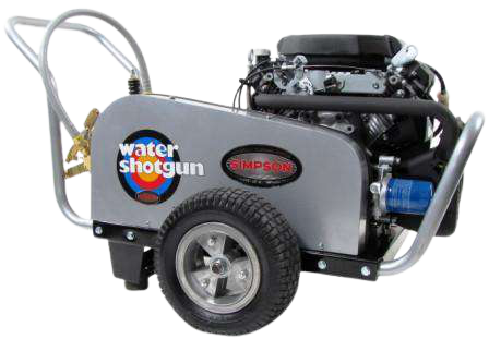 Simpson WS5040 WaterShotgun 5000 PSI 5 GPM Honda GX630 Gas Pressure Washer