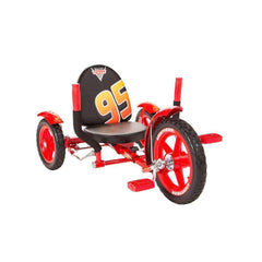 Mobo Mity Cruiser TRI-D101C-LM-S Disney Car 3-Lightning McQueen New