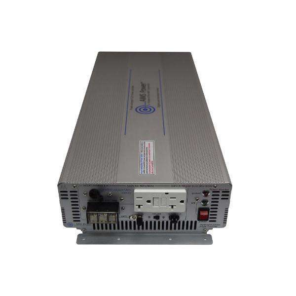 Aims Power PWRIG300024120S 3000 Watt Pure Sine Inverter New