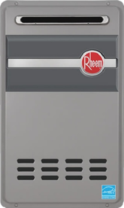 Rheem RTG-95XLP-1 9.5 GPM Propane Outdoor Tankless Water Heater New