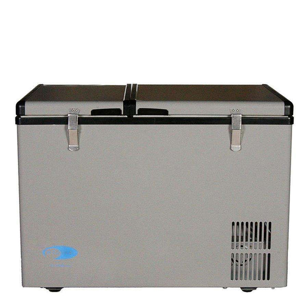 Whynter FM-62DZ Dual Zone Portable Fridge/ Freezer Manufacturer RFB - FactoryPure - 1