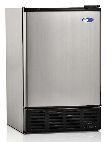 Whynter UIM-155 Stainless Steel Built-In Ice Maker Manufacturer RFB - FactoryPure - 1