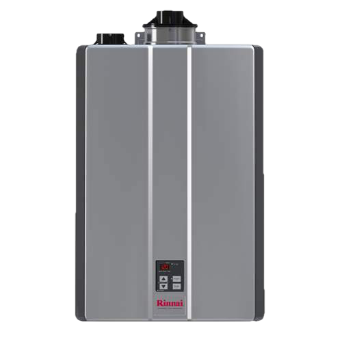 Rinnai RUR199iP 11 GPM Indoor Whole Home Concentric Propane Tankless Water Heater New