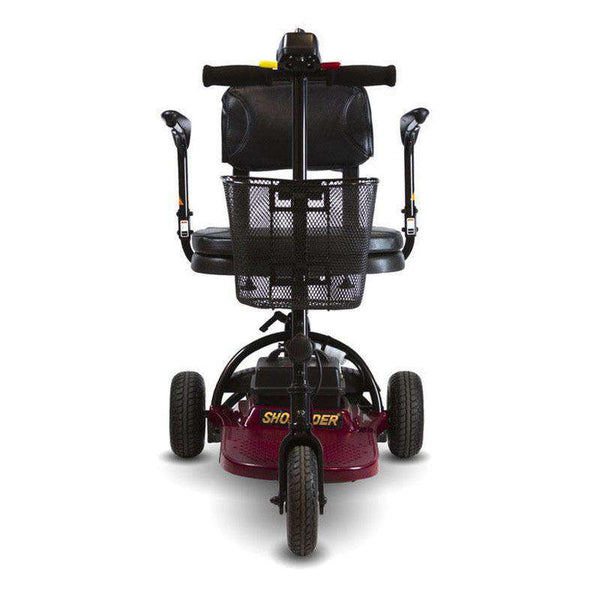 Shoprider ECHO 3-Wheel Mobility Scooter New Red