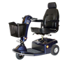 Shoprider 888B-3 Sunrunner 3 Wheel Mobility Scooter New Blue