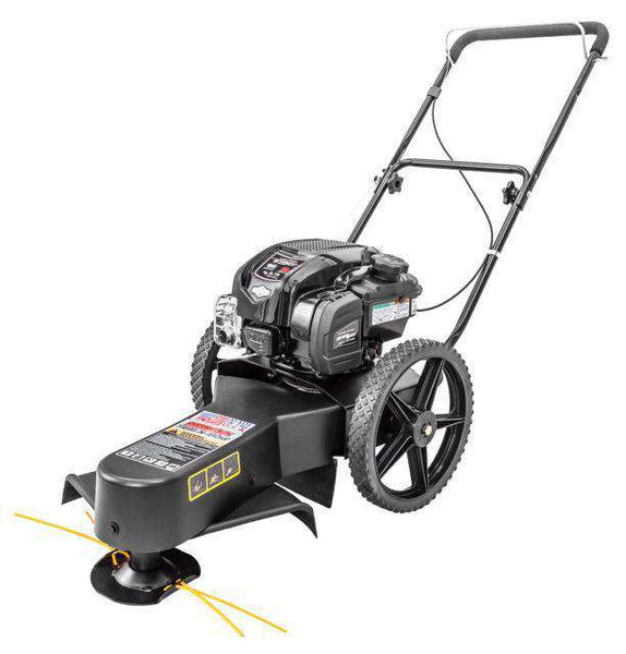 "Swisher Trim Max STD67522BS 6.75 Gross torque 22"" Deluxe String Trimmer‎ Manufacturer RFB"