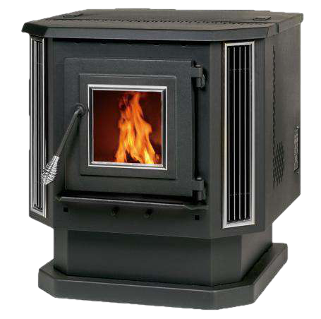 England's Stove Works Summers Heat 55-SHP22 2,200 sq. ft. Pellet Stove Manufacturer RFB