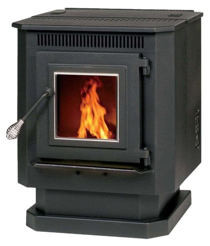 England's Stove Works Summers Heat 55-SHP10 1,500 sq. ft. Pellet Stove Manufacturer RFB