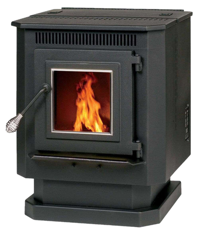 England's Stove Works Summers Heat 55-SHP10 1,500 sq. ft. Pellet Stove New