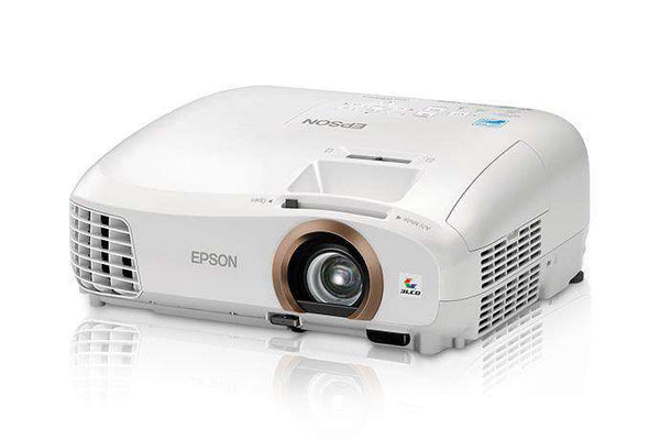 Epson PowerLite V11H709020 Home Cinema 2045 Wireless 3D 1080p 3LCD Projector Manufacturer RFB