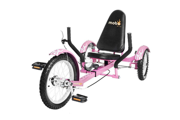 Mobo Triton TRI-001P The Ultimate Three Wheeled Cruiser Pink New