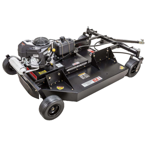 "Swisher RC14552CPKA-CA 14.5 HP 52"" 12V Kawasaki Commercial Pro Rough Cut Trailcutter New"