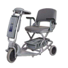 Tzora TZELITE  Elite Portable Compact Lightweight Folding Mobility Scooter Grey New