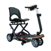 EV Rider Transport Plus Folding Scooter Copper Open Box (Free Upgrade to New Unit)