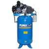 Puma TE-5080V 80 Gallon 5 HP Two Stage Air Compressor New