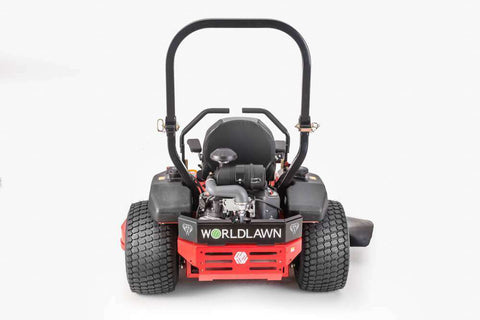 "WorldLawn WYK52FX730V5 King Cobra 52"" 23.5 HP Kawasaki Zero Turn Mower New"