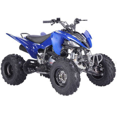 Vitacci Pentora 250cc 4 Speeds with reverse CARB Compliant Racing ATV Blue New