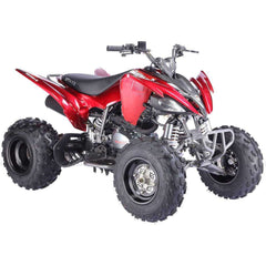 Vitacci Pentora 250cc 4 Speeds with reverse CARB Compliant Racing ATV Red New