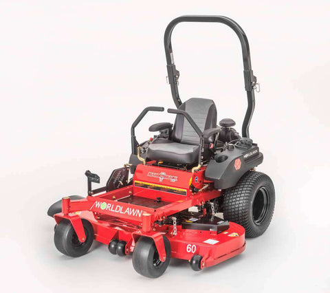 "WorldLawn WYDB60FX730V34E Diamondback XE 60"" 23.5 HP Kawasaki Zero Turn Mower New"