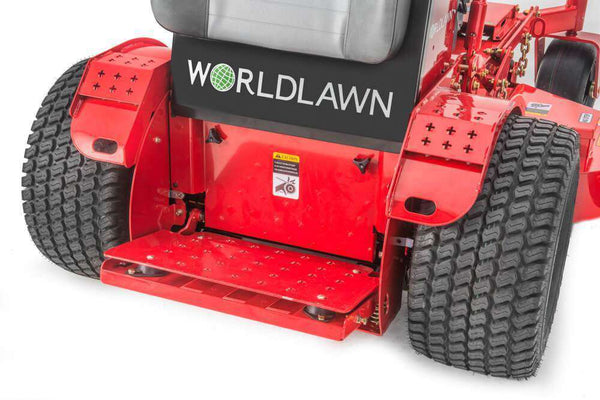 "WorldLawn WYS32FS600VL Venom 32"" 18 HP Kawasaki Zero Turn Mower New"
