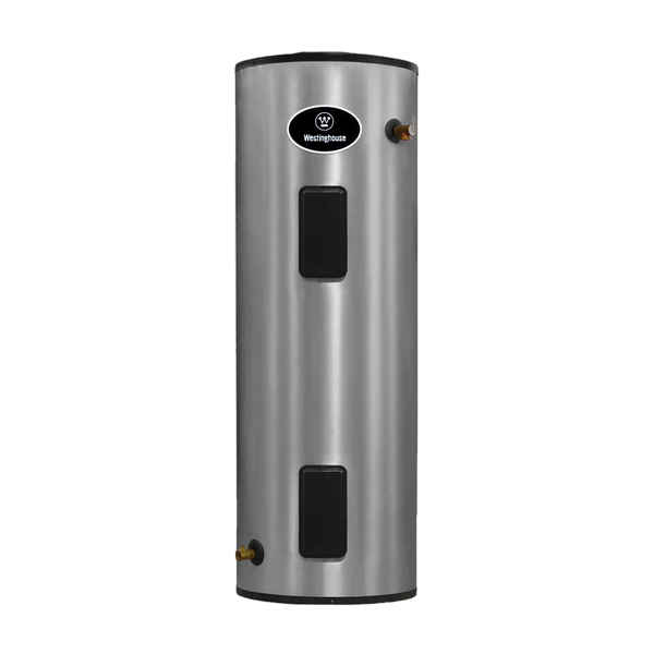 Westinghouse WEC080C2X055 80 Gal. Lifetime 5500W Electric Water Heater with Durable 316l Stainless Steel Tank New