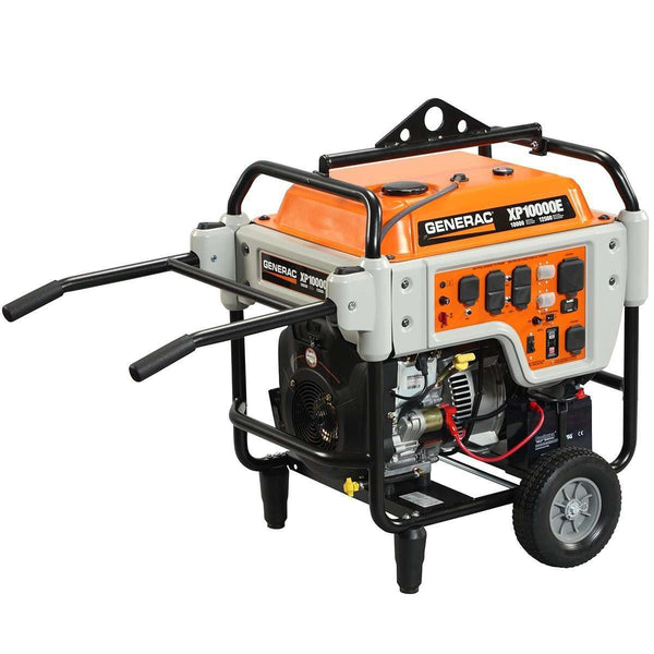 Generac XP10000E 10000W/12000W Generator Electric Start Manufacturer RFB