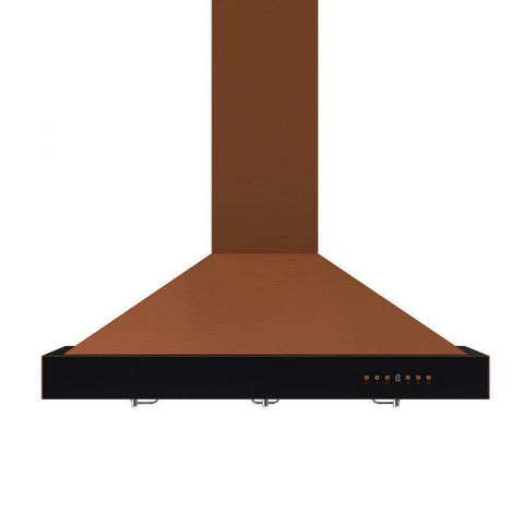 ZLINE KB2-CBXXX-48 48 in. 760 CFM Designer Series Wall Mount Range Hood Copper New