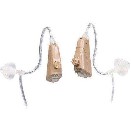 General Hearing Instruments Simplicity Hi Fi 270 Over The Ear Hearing Aid Pair New