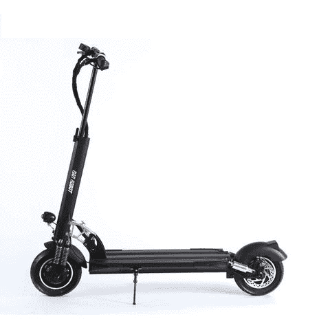 NanRobot D5+ 2.0 Foldable Lightweight 2000W 26ah 52V Electric Scooter Black New
