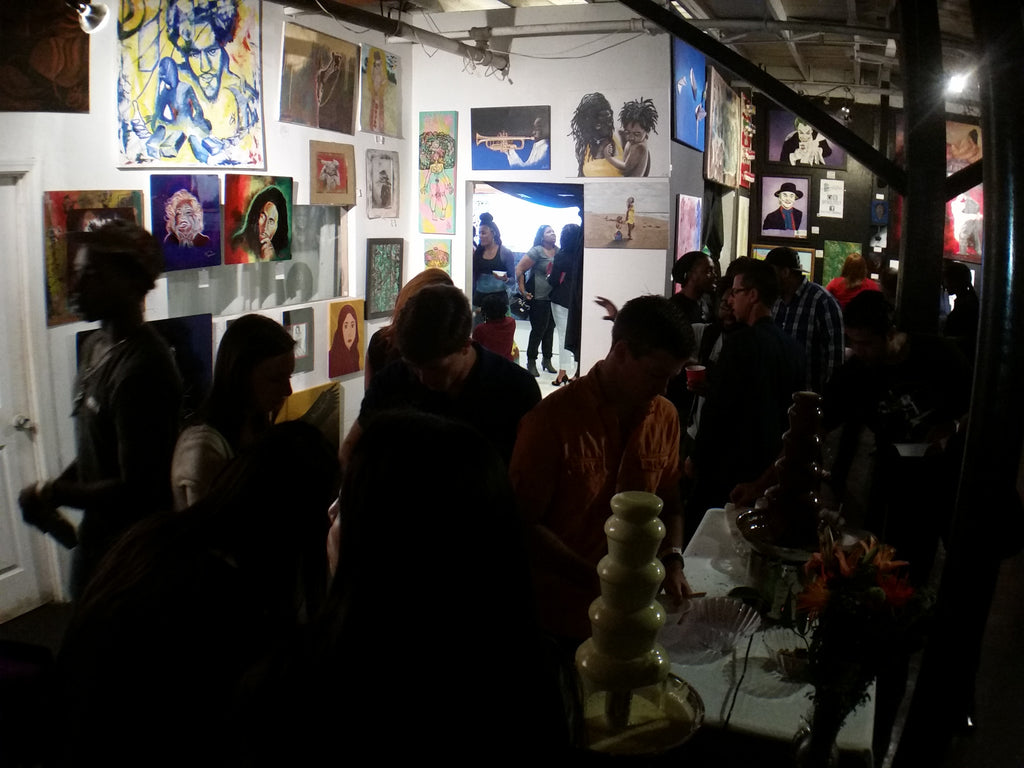 Would you like to go to a C&A Art Show? What City? Tell us.