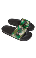 Swag Ldn Iconic  Camo Slides