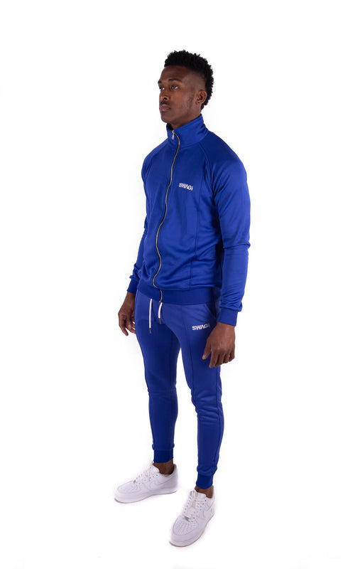 Electric Blue Tracksuit