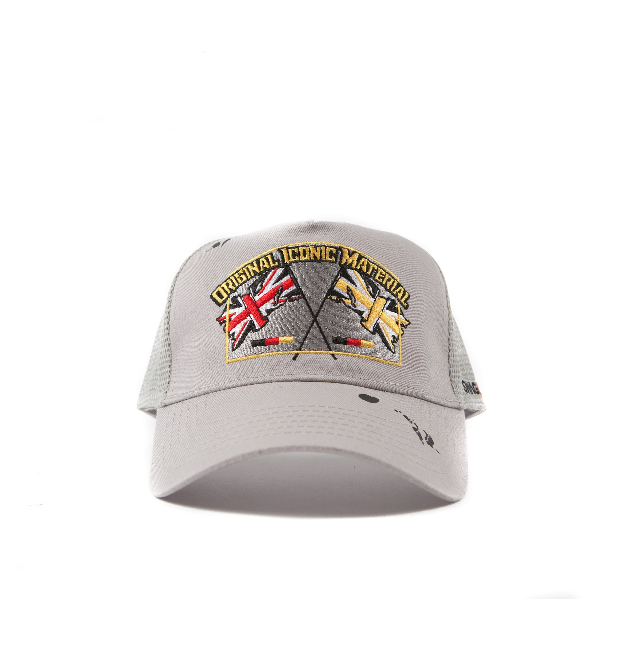 Original Iconic Flight Cap ( Grey )