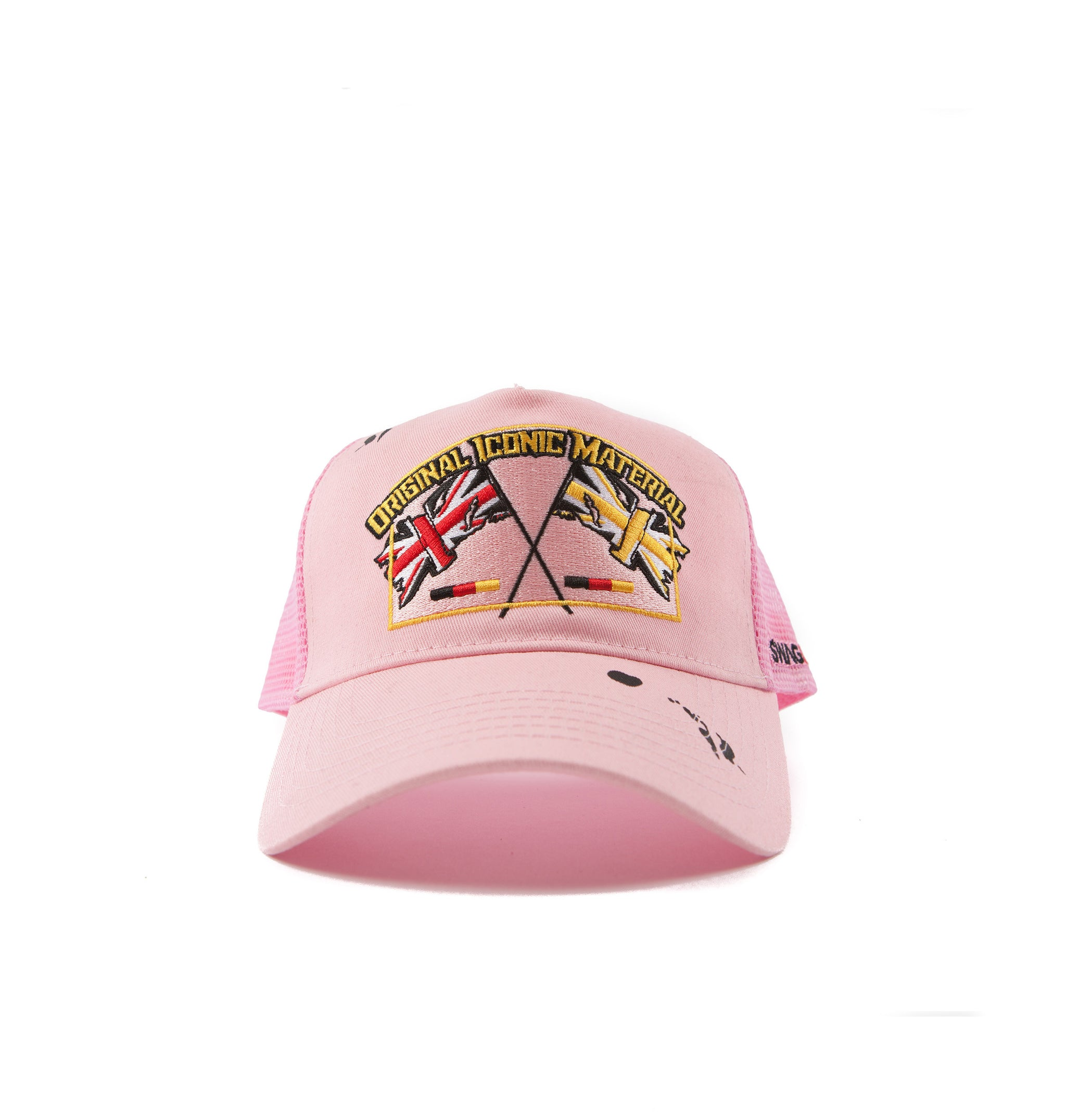 Original Iconic Flight Cap ( Pink )