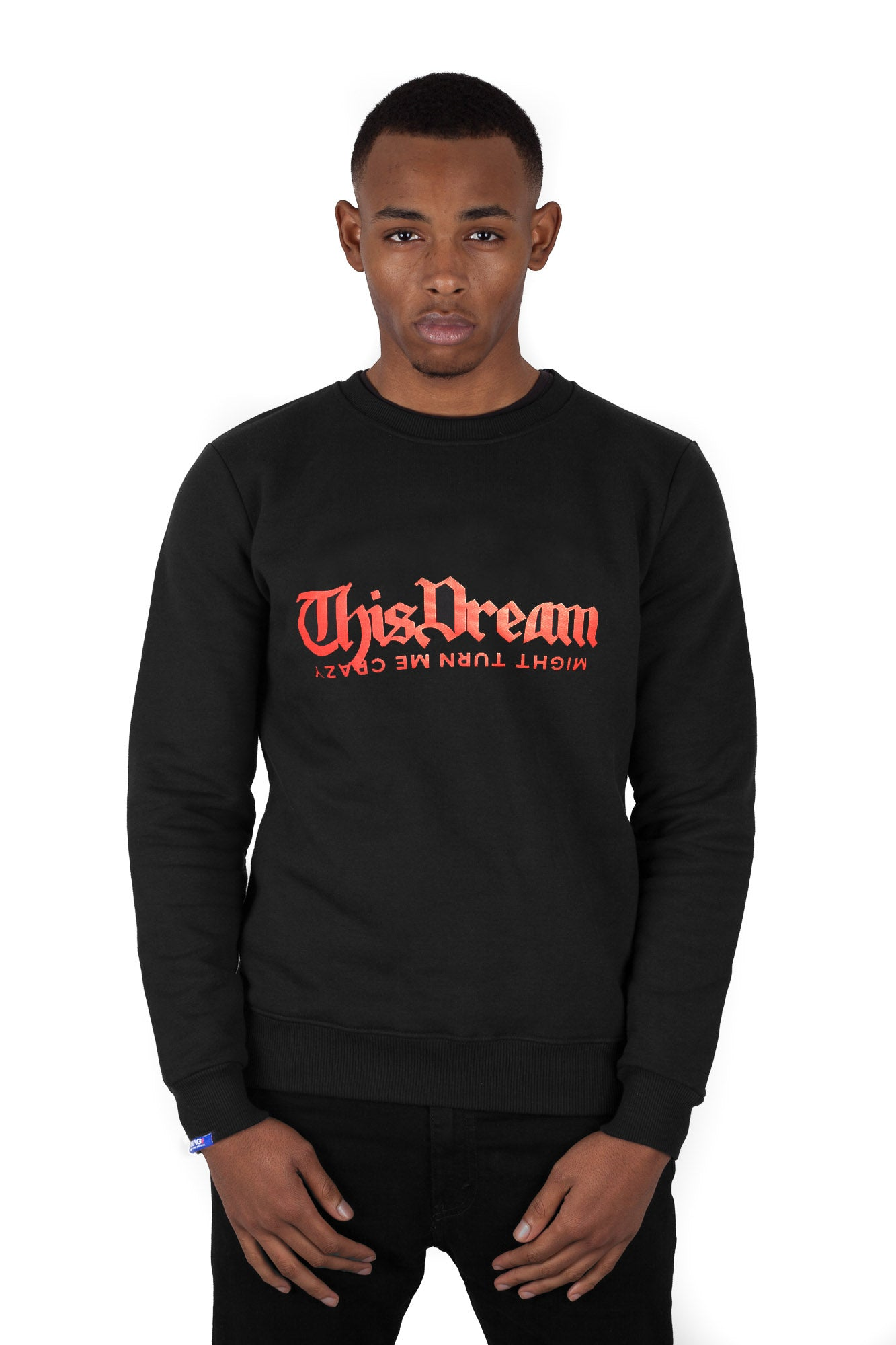 This Dream Might Turn Me Crazy Sweatshirt