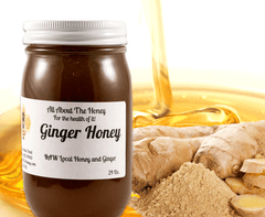 Raw Honey and Spice