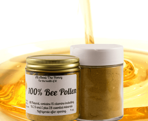 All Natural Bee Pollen Powder