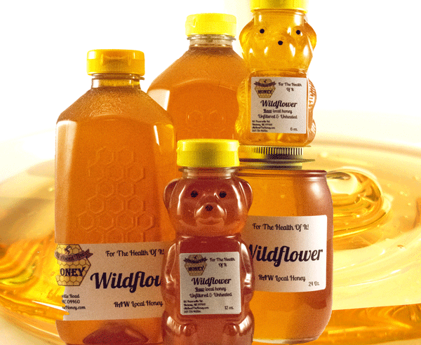 All About the Honey | Raw Local Honey Products – All About