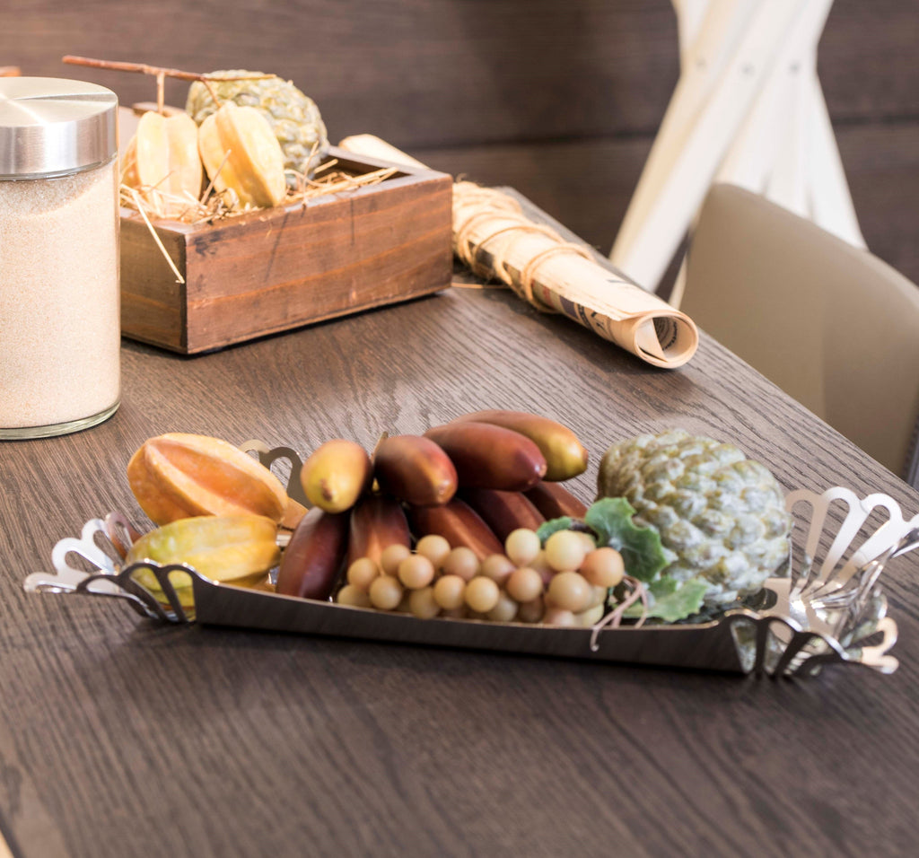 Elleffe Design to Feature New Ventaglio Serving Tray/Platter Collection at the  International Home + Housewares Show 2017